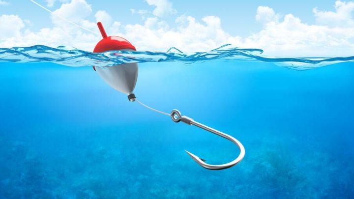 Снасти для рыбалки на яхте