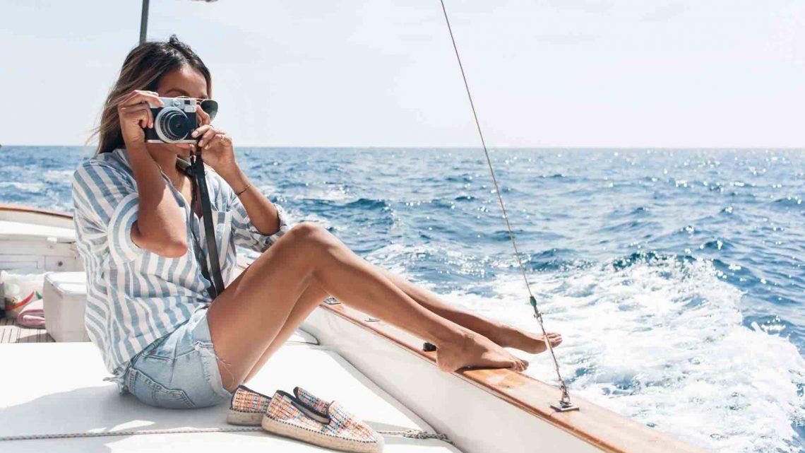 Фотограф на яхте в Сочи