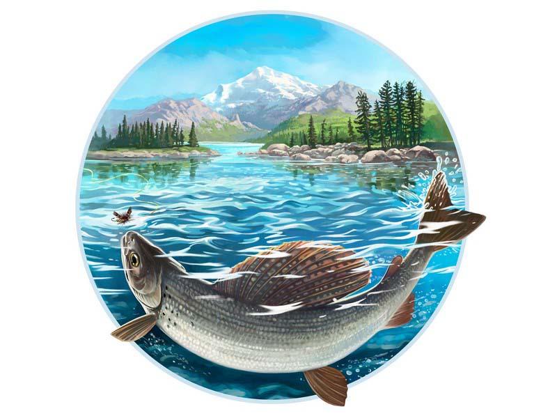 Сайт по рыбалке