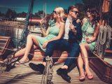 Бизнес встречи на яхте в Сочи